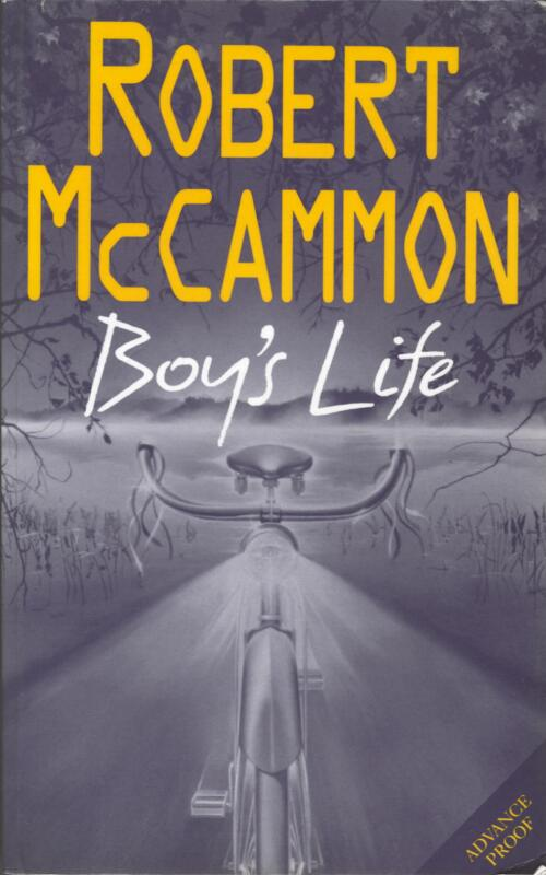 boy s life by robert mccammon summary Boys life by robert r mccammon available in mass market on powellscom, also read synopsis and reviews don't miss the thrilling novel from #1 new york times.