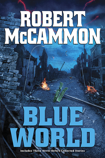 Blue World by Robert McCammon