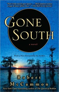 GONE SOUTH TPB cover