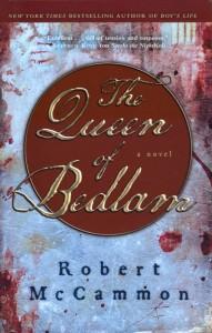 The Queen of Bedlam cover