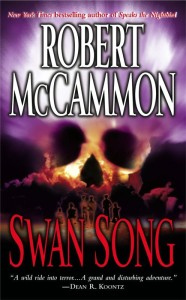 2003 SWAN SONG cover