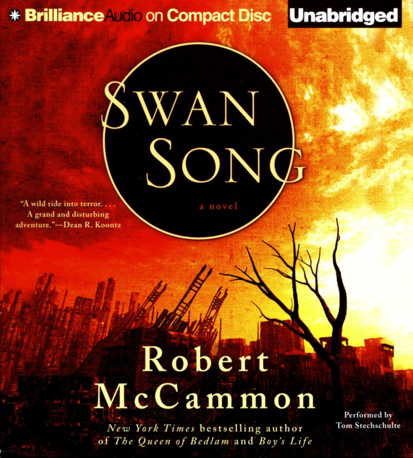 Robert McCammon » McCammon: Swan Song Cover Gallery