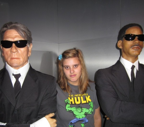 Skye and Men in Black