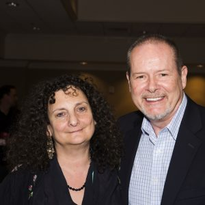 Ellen Datlow and Robert McCammon