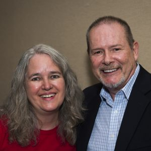 Lisa Morton and Robert McCammon